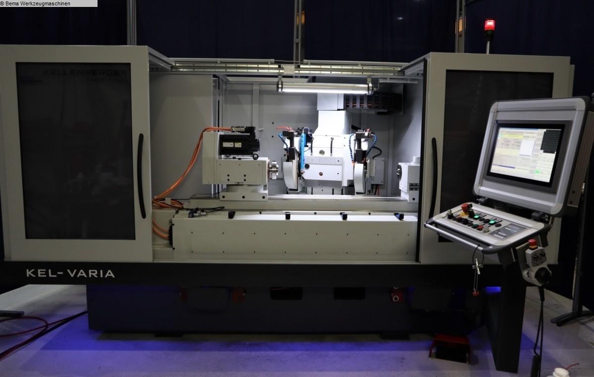 gebrauchte Schleifmaschinen Rundschleifmaschine - Universal KELLENBERGER KEL-VARIA UR/RS 225-1000