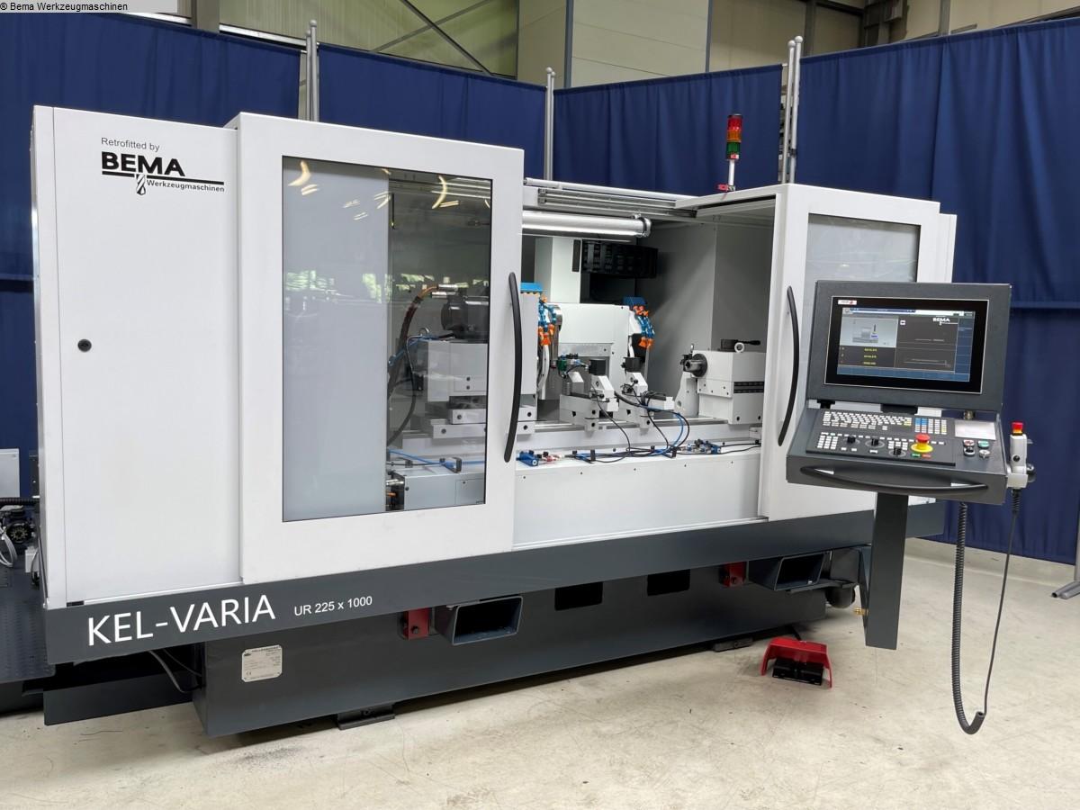 gebrauchte Schleifmaschinen Rundschleifmaschine - Universal KELLENBERGER KEL-VARIA UR175-1000 BEMA 12-3