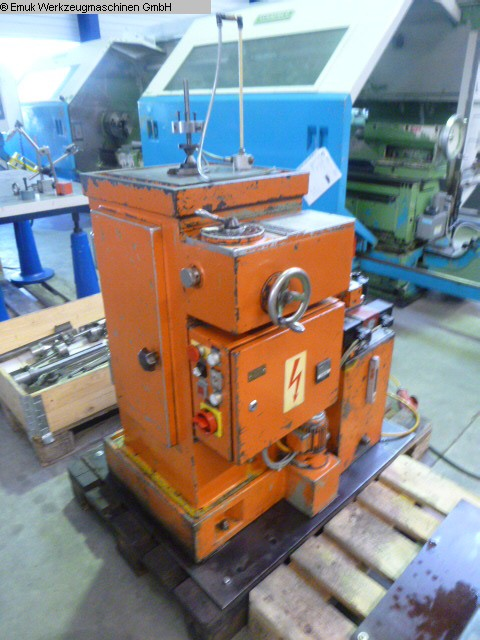 used machine Keyseating Machine WGW HKZ 25/325