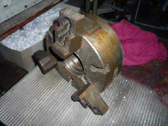 used Other accessories for machine tools Chuck ROEHM 250