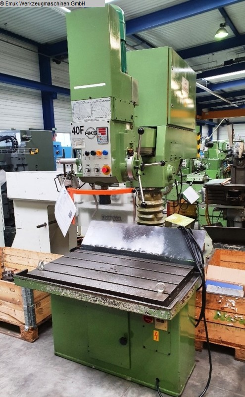 used  High-Speed Radial Drilling Machine HKS 40 F