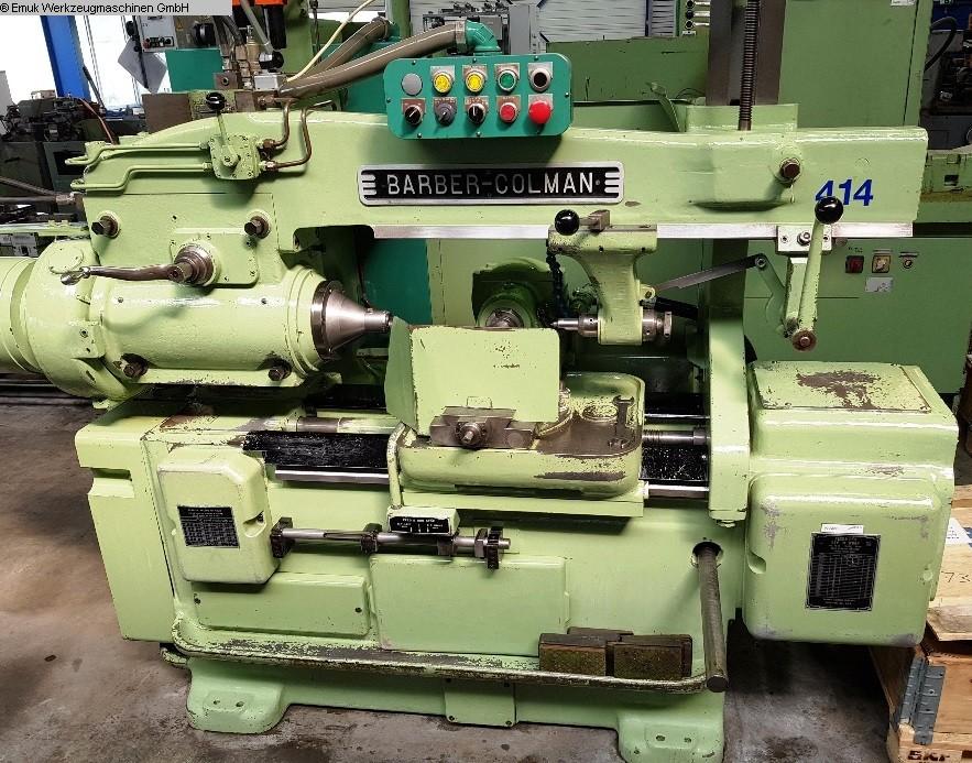 gebrauchte  Zahnrad-Abwälzfräsmaschine - horizontal BARBER COLMAN 16 - 16