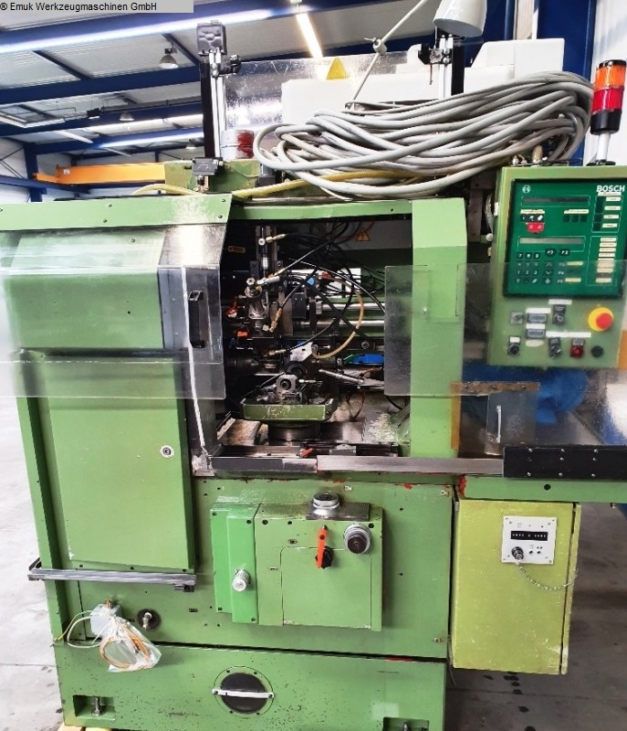 used Gear cutting machines Gear Hobbing Machine - Horizontal KOEPFER 153 B