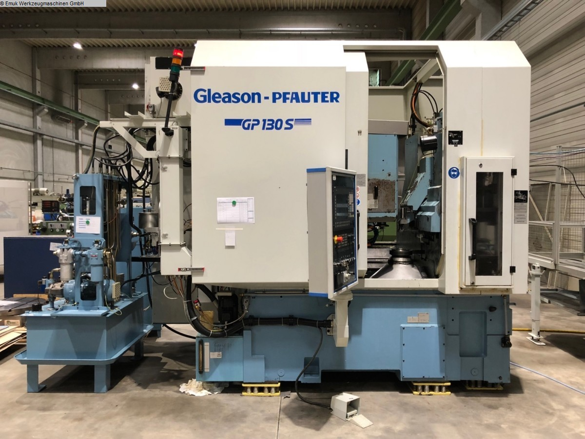 used Gear cutting machines Gear Shaping Machine GLEASON- PFAUTER GP 130 S