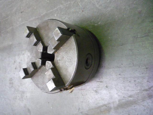 gebrauchte Maschinenzubehör Futter DECKEL 135