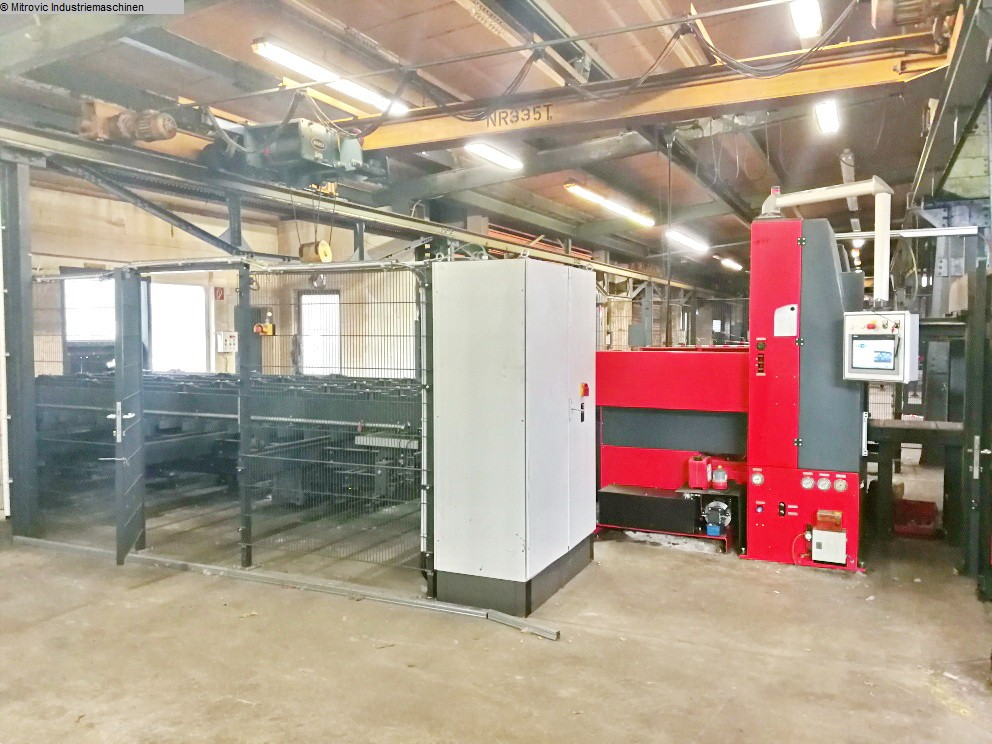 used Band Saw - Automatic JAESPA Compact 4S