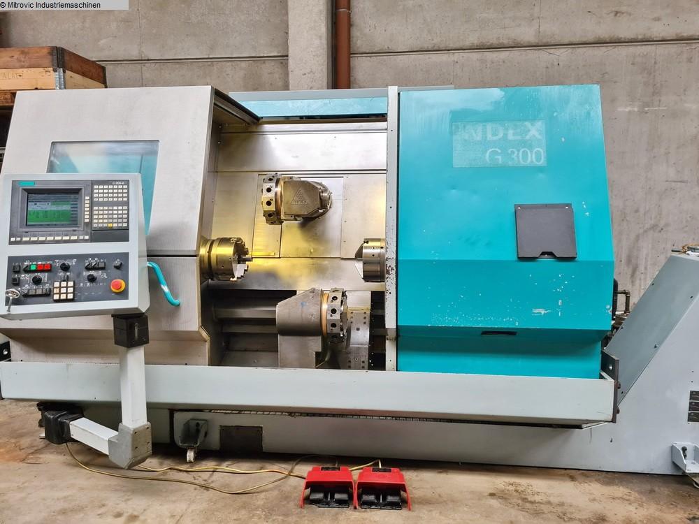 gebrauchte  CNC Dreh- und Fräszentrum INDEX G300 YB