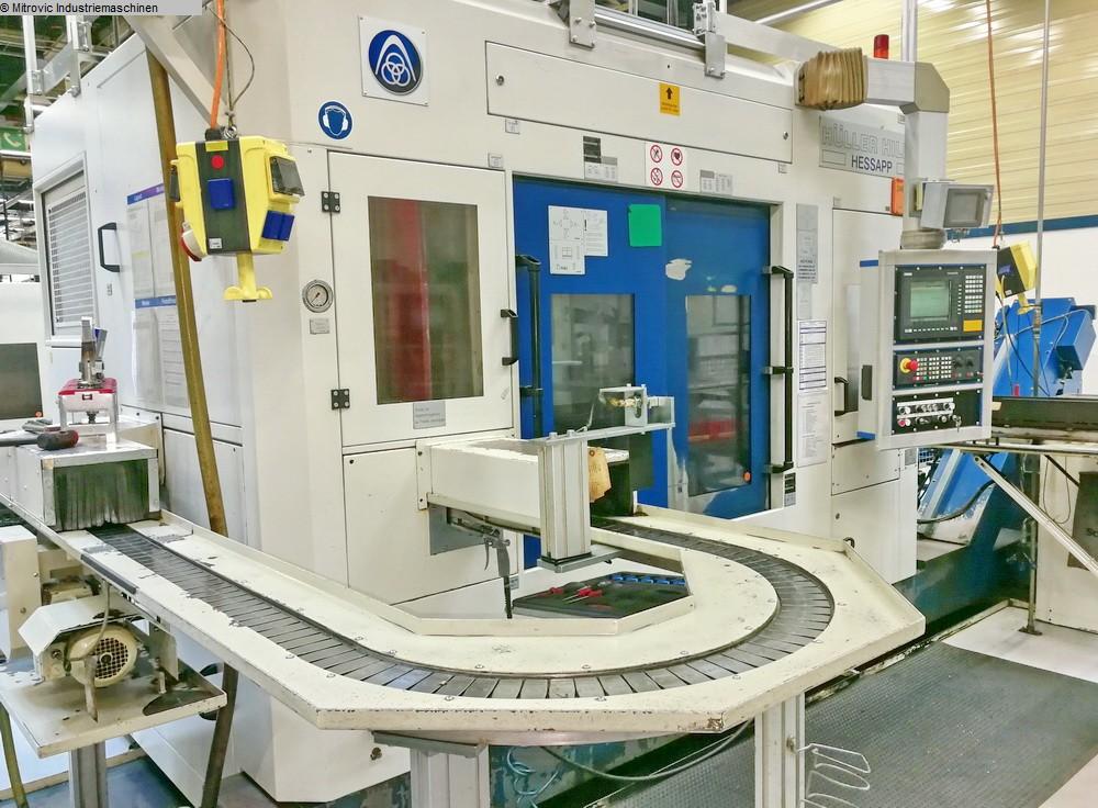 gebrauchte  Vertikaldrehmaschine HESSAPP DVT 250L