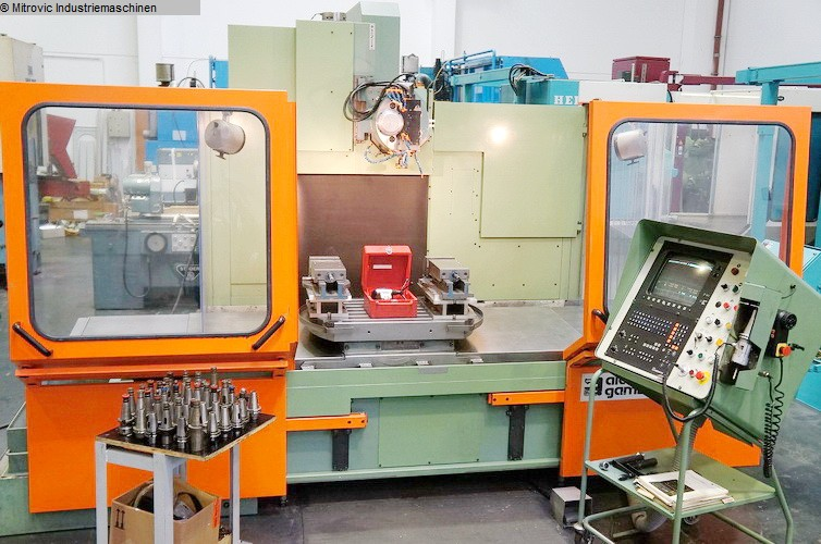 used  Universal Milling Machine ALCERA GAMBIN 120C
