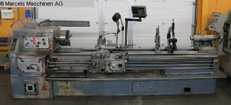 gebrauchte Maschine Leit- und Zugspindeldrehmaschine REIDEN S 250 x 2500