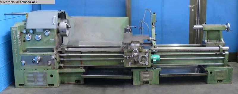 gebrauchte Maschine Leit- und Zugspindeldrehmaschine NOSOTTI TN 450/3000