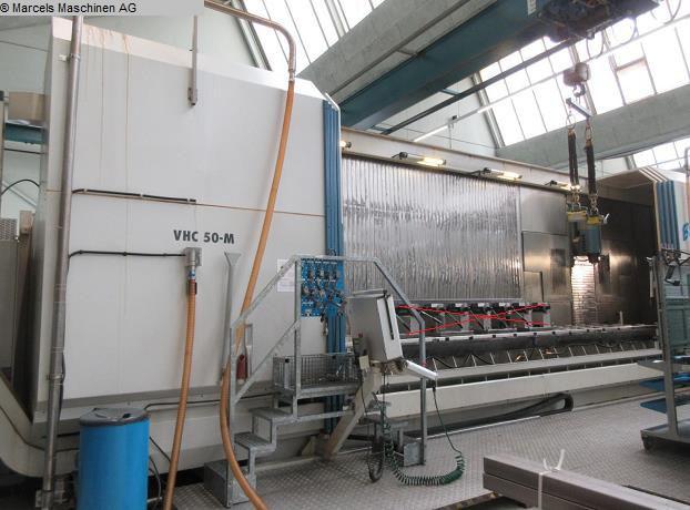 gebrauchte Fräsmaschinen Bearbeitungszentrum - Universal AXA VHC-50-6000-M/2E