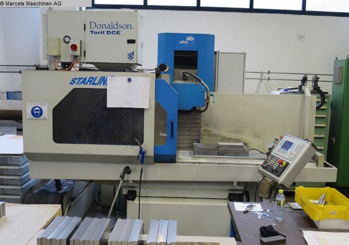 gebrauchte Schleifmaschinen Flachschleifmaschine - Horizontal ABA / ZIERSCH & BALTRUSCH Starline 600E NC-SP