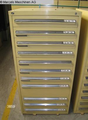 Autres accessoires occasion Toolcupboard VIDMAR 760