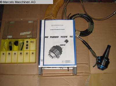 Autres accessoires pour machines-outils utilisé Broche haute fréquence DAENZER Turbo (40000 rpm) / ISO40