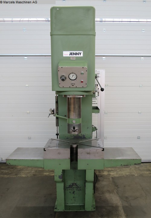 used Hydraulic Press JENNY E 63