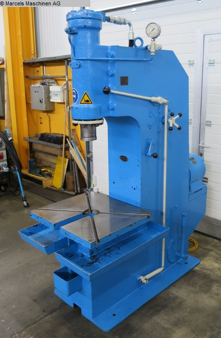 Presses d'occasion Presse hydraulique JENNY WHP 5