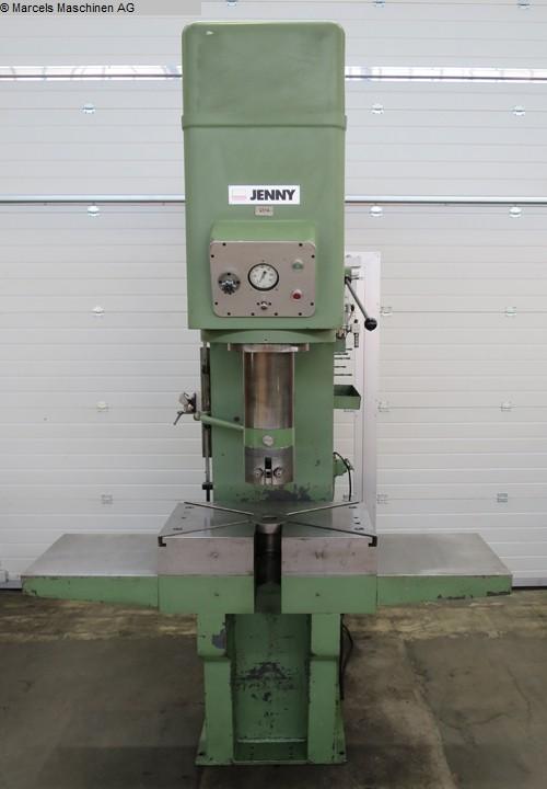 gebrauchte Pressen und Bördelmaschinen Hydraulische Presse JENNY E 63