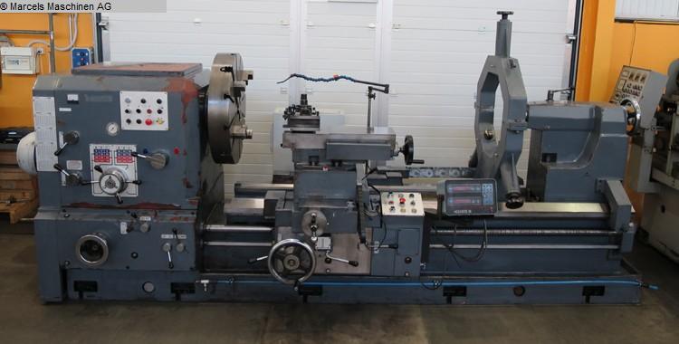 gebrauchte Leit- und Zugspindeldrehmaschine GIANA GFP 12