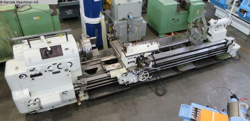 gebrauchte Leit- und Zugspindeldrehmaschine OERLIKON DM3S-500x3500