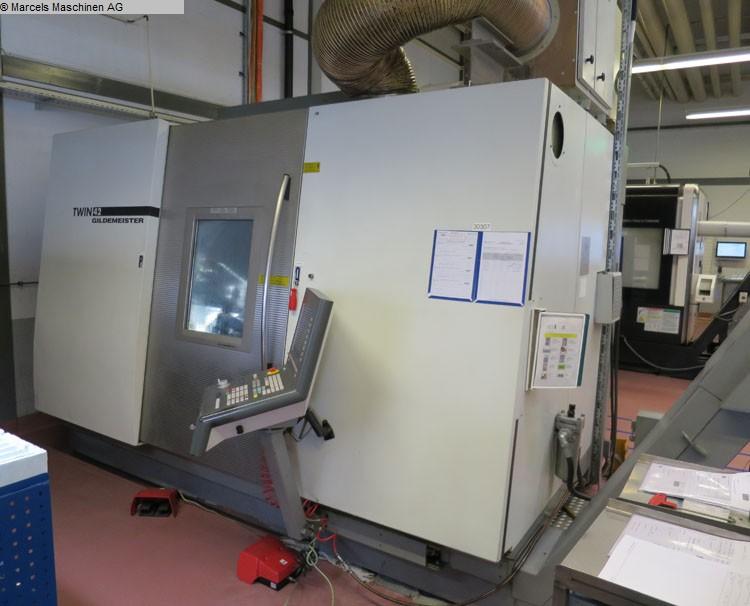 gebrauchte  CNC Dreh- und Fräszentrum GILDEMEISTER Twin 42-II