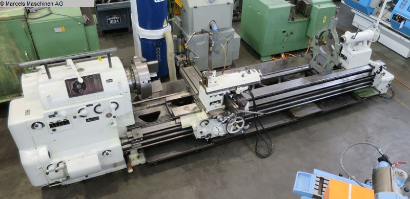 used  Center Lathe OERLIKON DM3S-500x3500