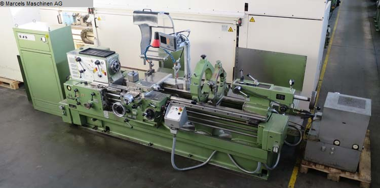 used  Center Lathe OERLIKON DA-U 1500