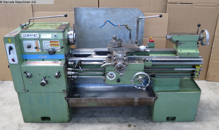used  Center Lathe REIDEN R200