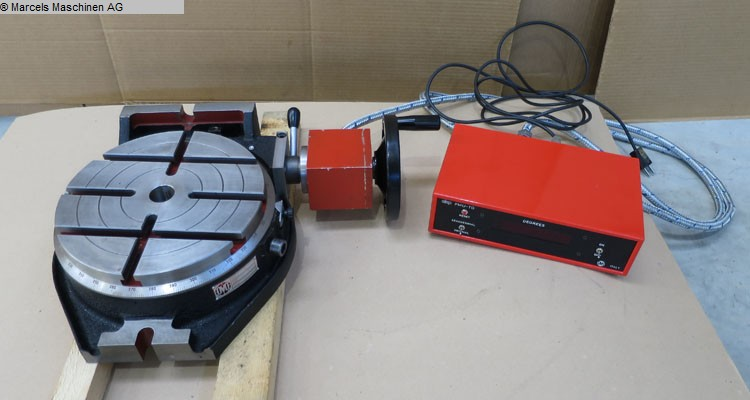 used Other accessories for machine tools Rotary Table OVO TGS/VQ 250