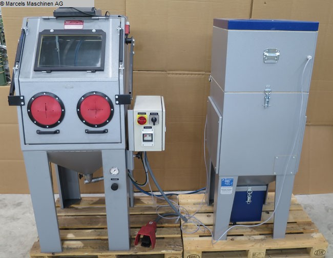 used Other attachments Sandblasting Machine SGT TR70