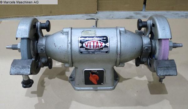 gebrauchte Schleifmaschinen Schleifbock VITAX V1