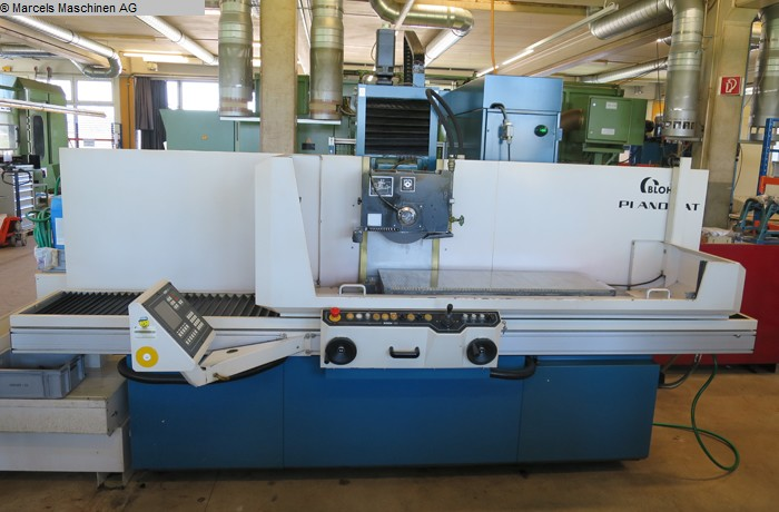 used Grinding machines Surface Grinding Machine - Horizontal BLOHM Planomat 412
