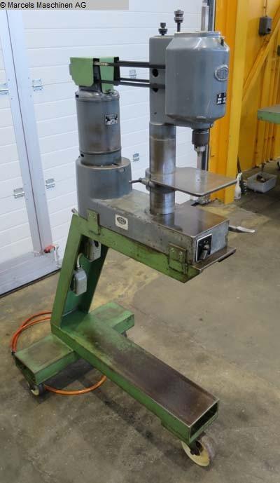 Máquina de perforación de roscas usada - Vertical ACIERA ET3