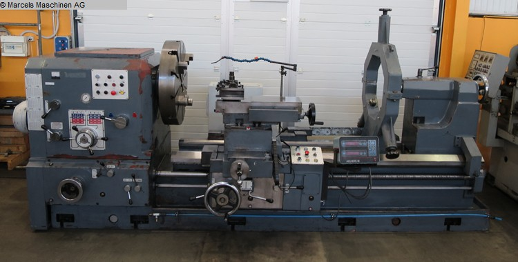 used Center Lathe GIANA GFP 12