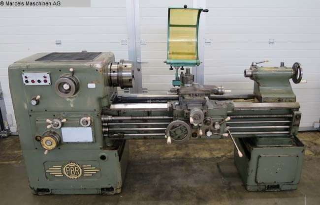 used Center Lathe PBR TM250S