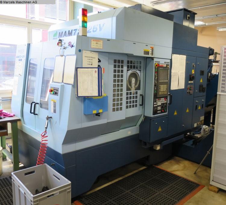 used Milling machines milling machining centers - universal MATSUURA MAM72-25V PC2
