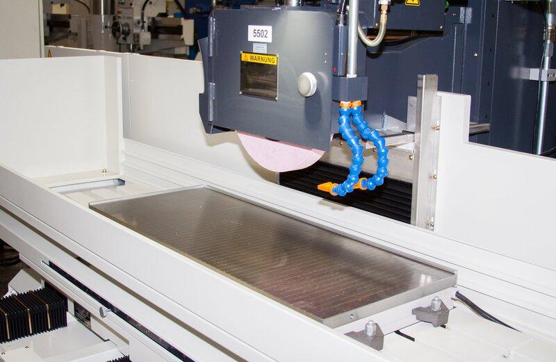 gebrauchte Schleifmaschinen Flachschleifmaschine CHEVALIER FSG-1640ADIII