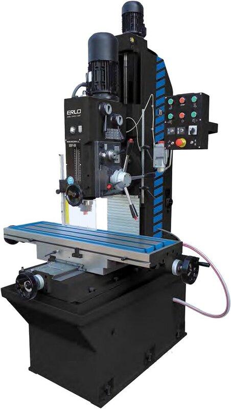 gebrauchte  Bohr- und Fräsmaschine ERLO TF 35