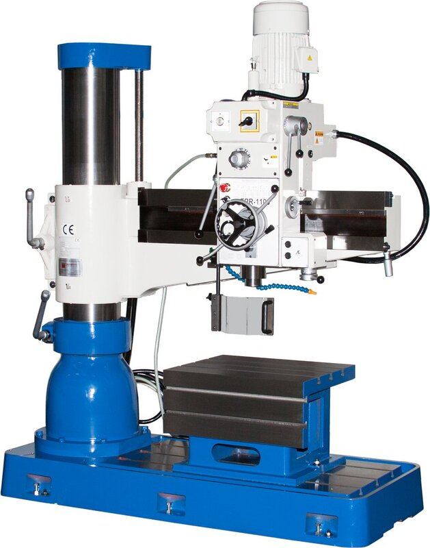 gebrauchte  Radialbohrmaschine TAILIFT TPR-1100