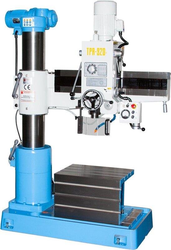 gebrauchte  Radialbohrmaschine TAILIFT TPR-920A