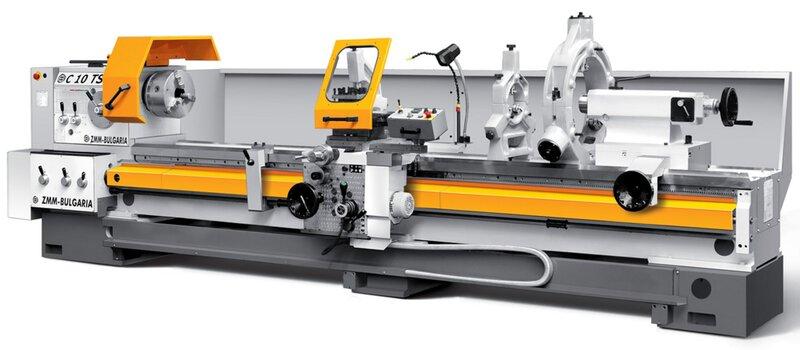 gebrauchte  Spitzendrehmaschine ZMM C 10 THS