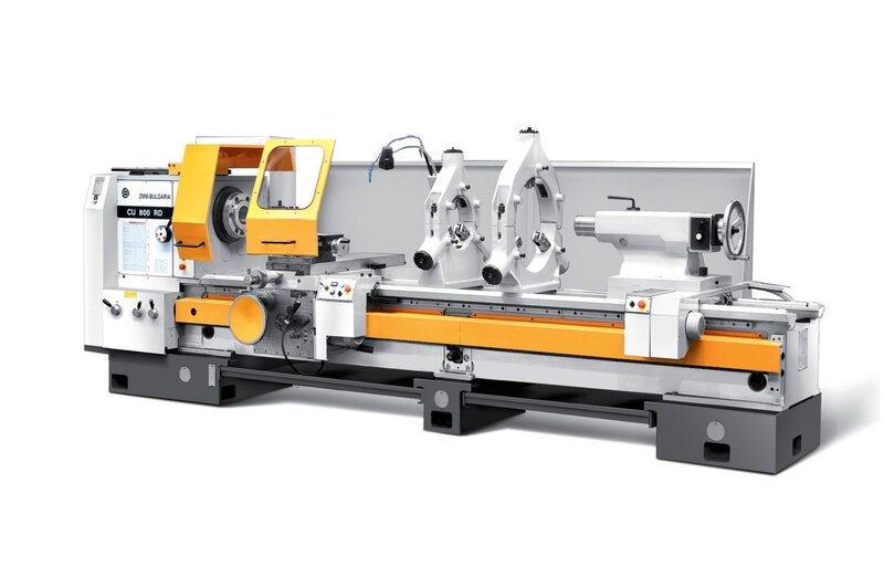 gebrauchte  Spitzendrehmaschine ZMM CU 1250 RD