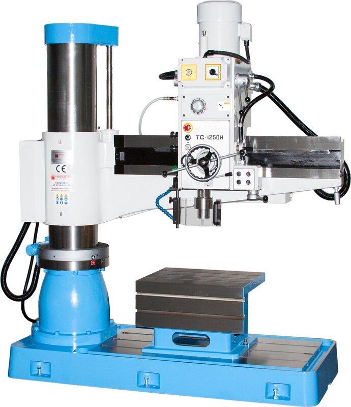 used  Radial Drilling Machine TAILIFT TC-1250H