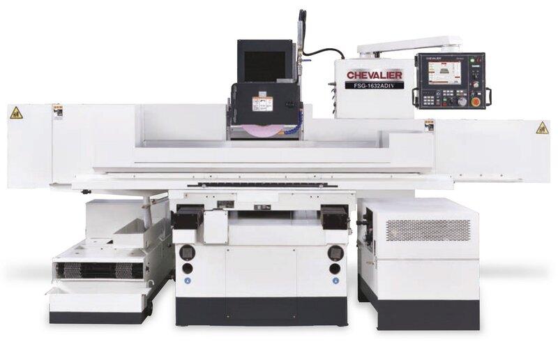 used  Surface Grinding Machine CHEVALIER FSG-1632ADIV