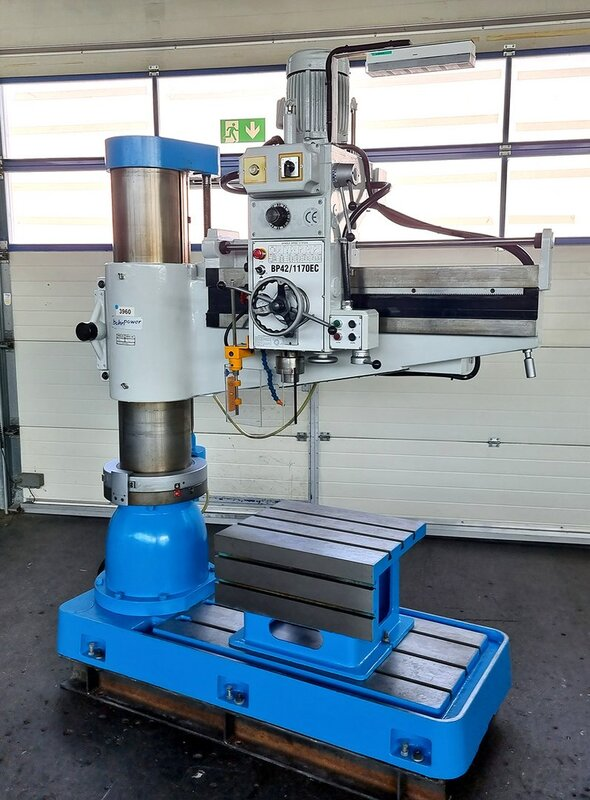 gebrauchte Bohrwerke / Bearbeitungszentren / Bohrmaschinen Radialbohrmaschine TAILIFT BP42/1170EC