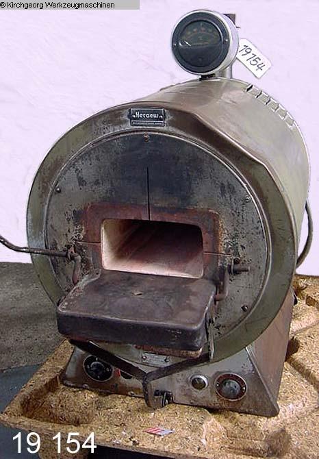 gebrauchte Maschine Härteofen HERAEUS MR 170