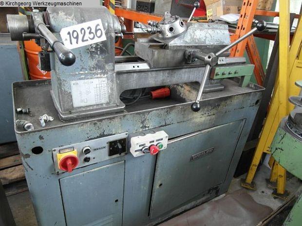 gebrauchte Maschine Mechanikerdrehbank WEILER