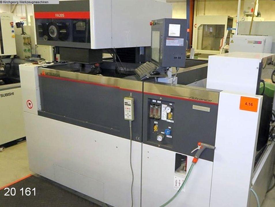 used Wire Eroding Machine MITSUBISHI FA20S Advance