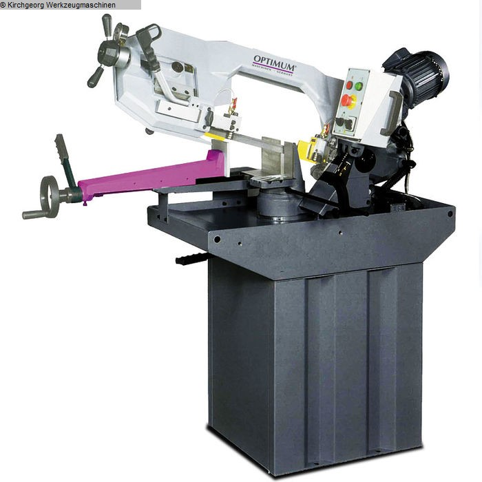 used Bandsaw - Horizontal OPTIMUM S 275 NV