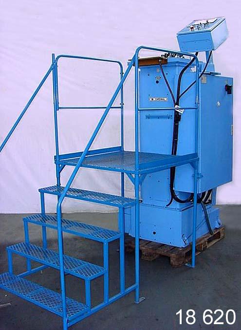 Máquina de brochado interna usada - Vertical CARDINAL